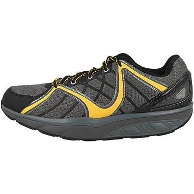 MBT Schuhe Jengo 5 Sport Neutral Lace Up volcano gray-black-mustard (700461-209Y) 43 grau adiHWXo