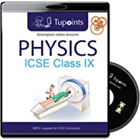 ICSE Class 9 Physics Multimedia Animated video lessons DVD/CD