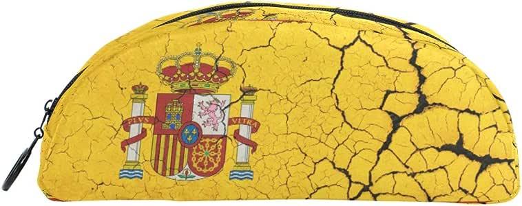 Bonie - Estuche para lápices, diseño de bandera de España: Amazon ...