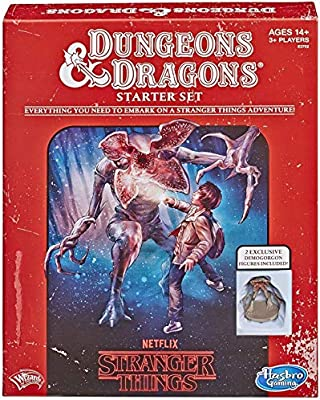Stranger Things- Dungeons & Dragons: Amazon.es: Hasbro: Libros en idiomas extranjeros