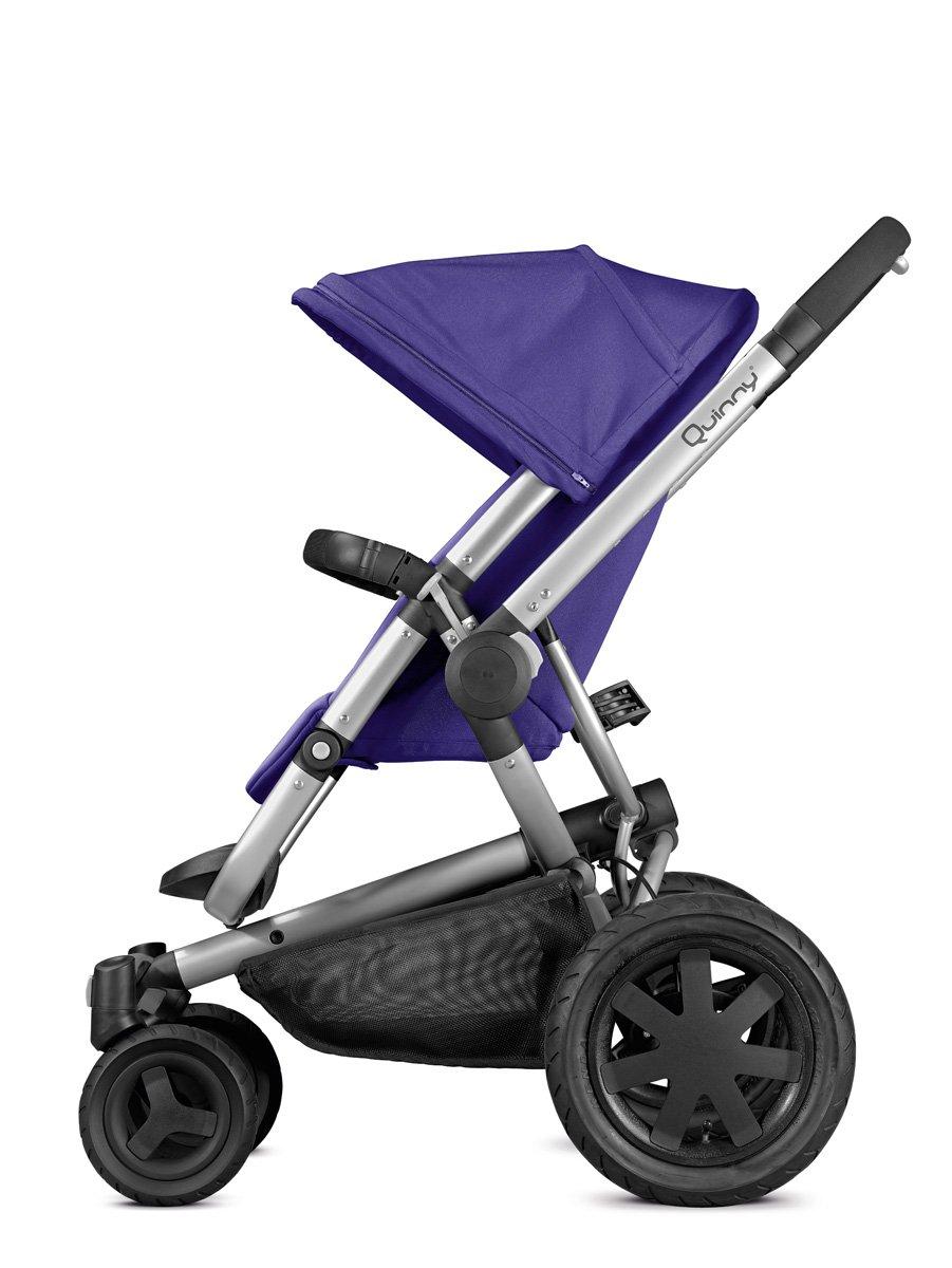 Quinny Buzz Xtra 4 - Silla de paseo deportiva, color marrón rojo morado (purple pace): Amazon.es: Bebé