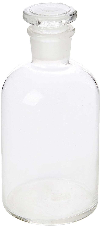 Ajax Scientific BT030-0500 Glass Narrow Mouth Reagent Bottle with Stopper, 500 mL Ajax Scientific Ltd