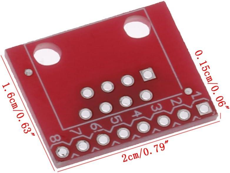 BIlinli Tippen Sie auf Electronics RJ45 Breakout ModuleBoard