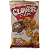 Leslies Clover Chips Barbecue - 85 gm
