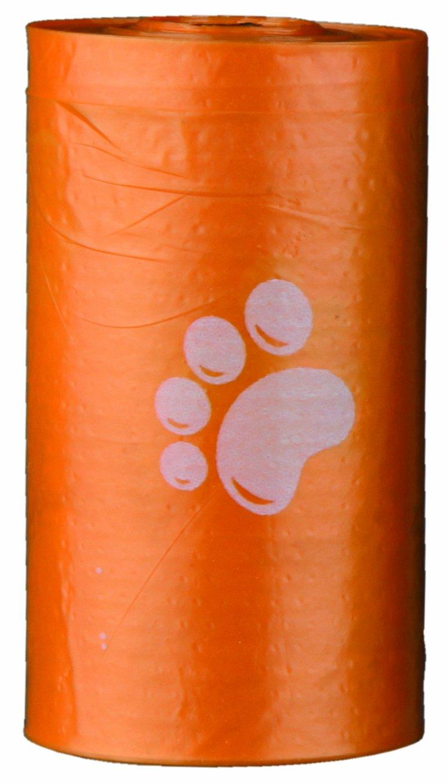 Trixie Bolsas de basura para perro, 14 rollos de 15 unidades. 14rollos de 15unidades. T23478