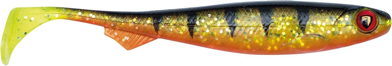 sandre leurre de truite leurres de sandre Fox Rage Spikey Mixed Colours Lot de 5 poissons en caoutchouc pour brochet leurres de p/êche pour jiggen perche et truite leurres de brochet