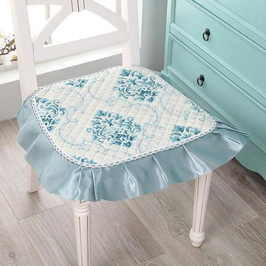 AINIYUE Cojines para sillas de Comedor, Cojines para ...