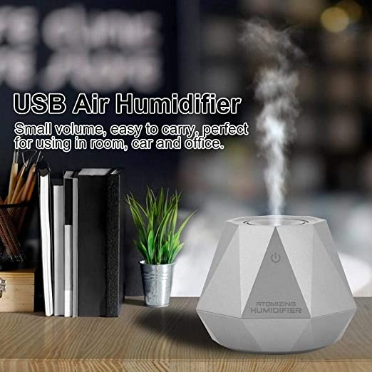 GOTOTO - Humidificador purificador de aire portátil ...