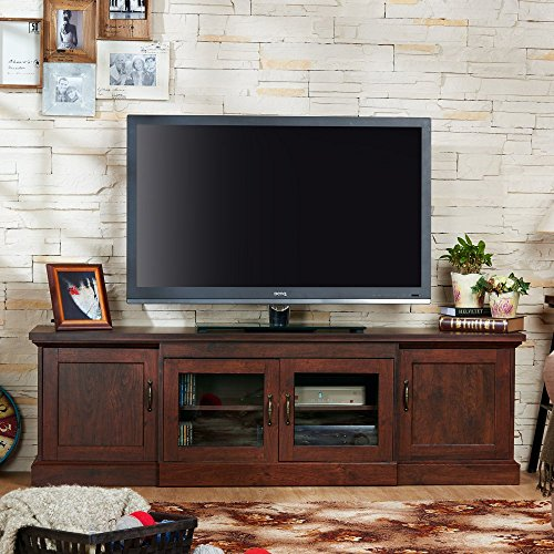 Furniture of America Hanson Multi Storage Entertainment Cabi