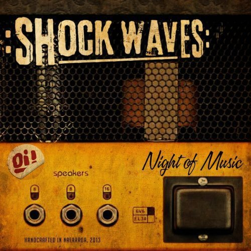 Vinilo : Shock Waves - Night Of The Music (LP Vinyl)