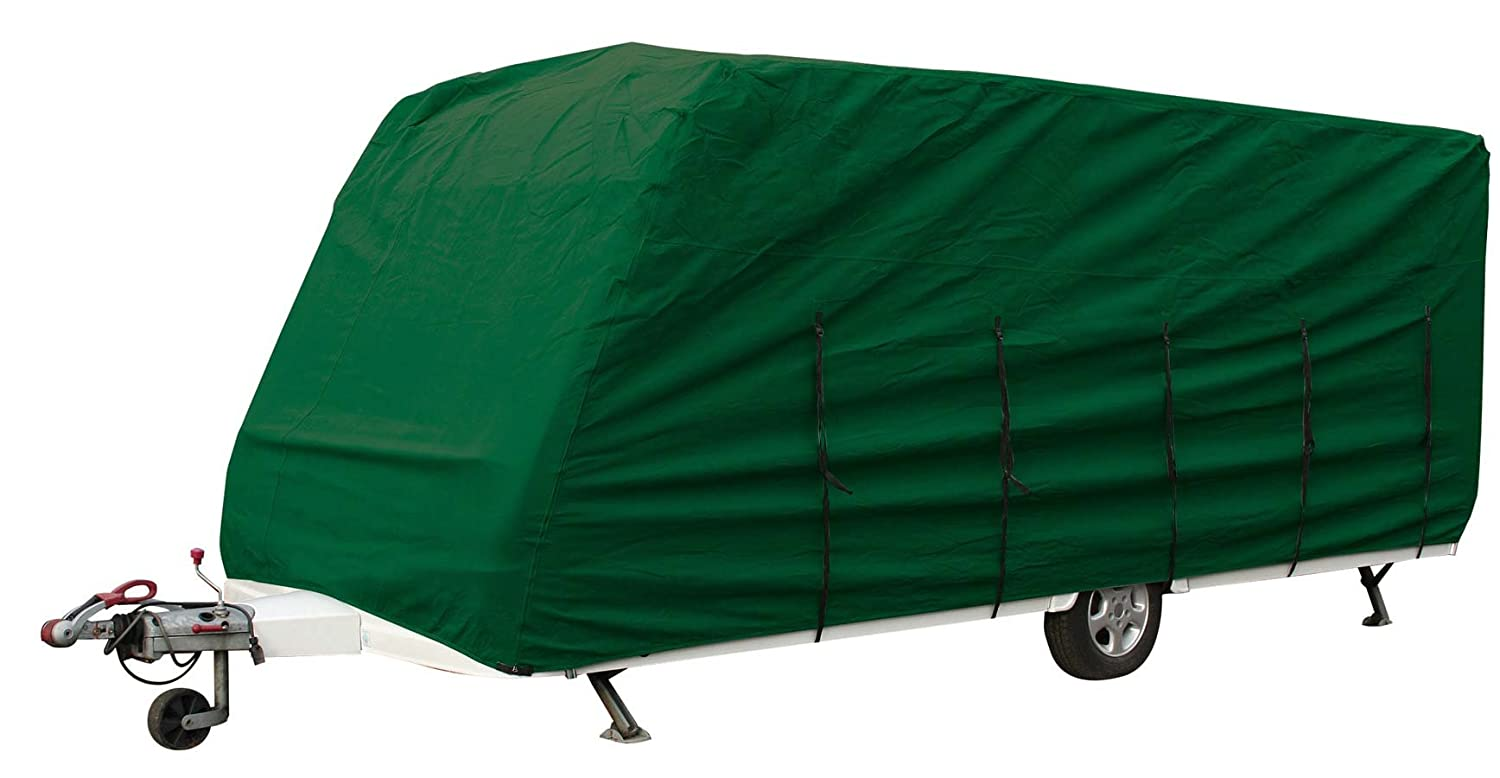 Automotique ACE JUBILEE STATESMAN CARAVAN 2008 HEAVY DUTY CARAVAN COVER GREEN 4PLY