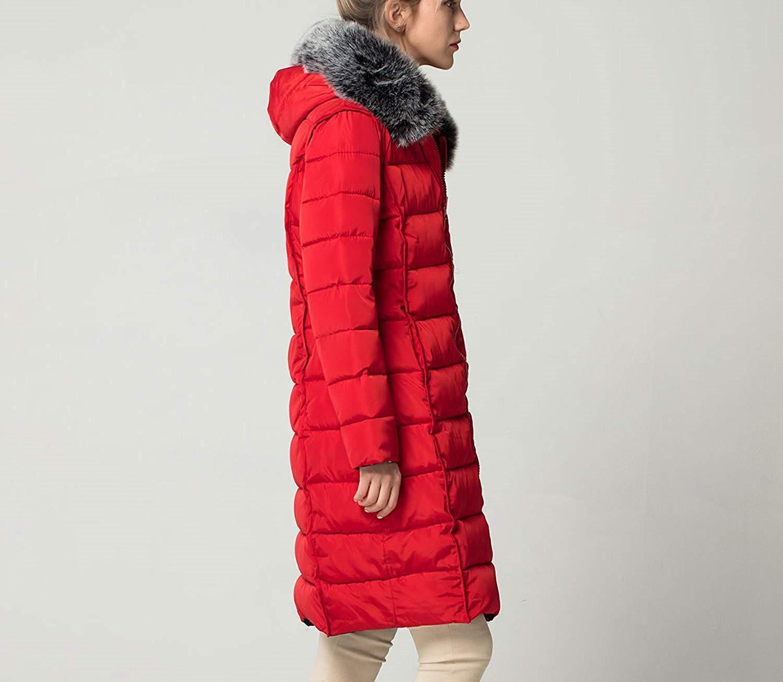 Amazon.com: Summer-Lavender Parkas for Winter Jacket Coat ...