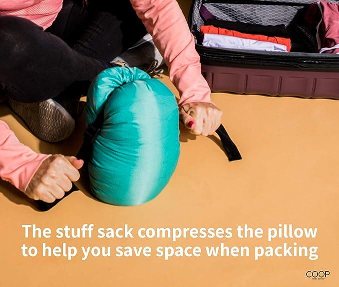 REI Co op Trailbreak Foam Pillow in