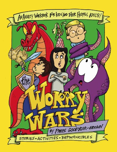 The Worry Wars: An Anxiety Workbook for Kids and Their Helpful Adults! Paperback – January 1, 2010