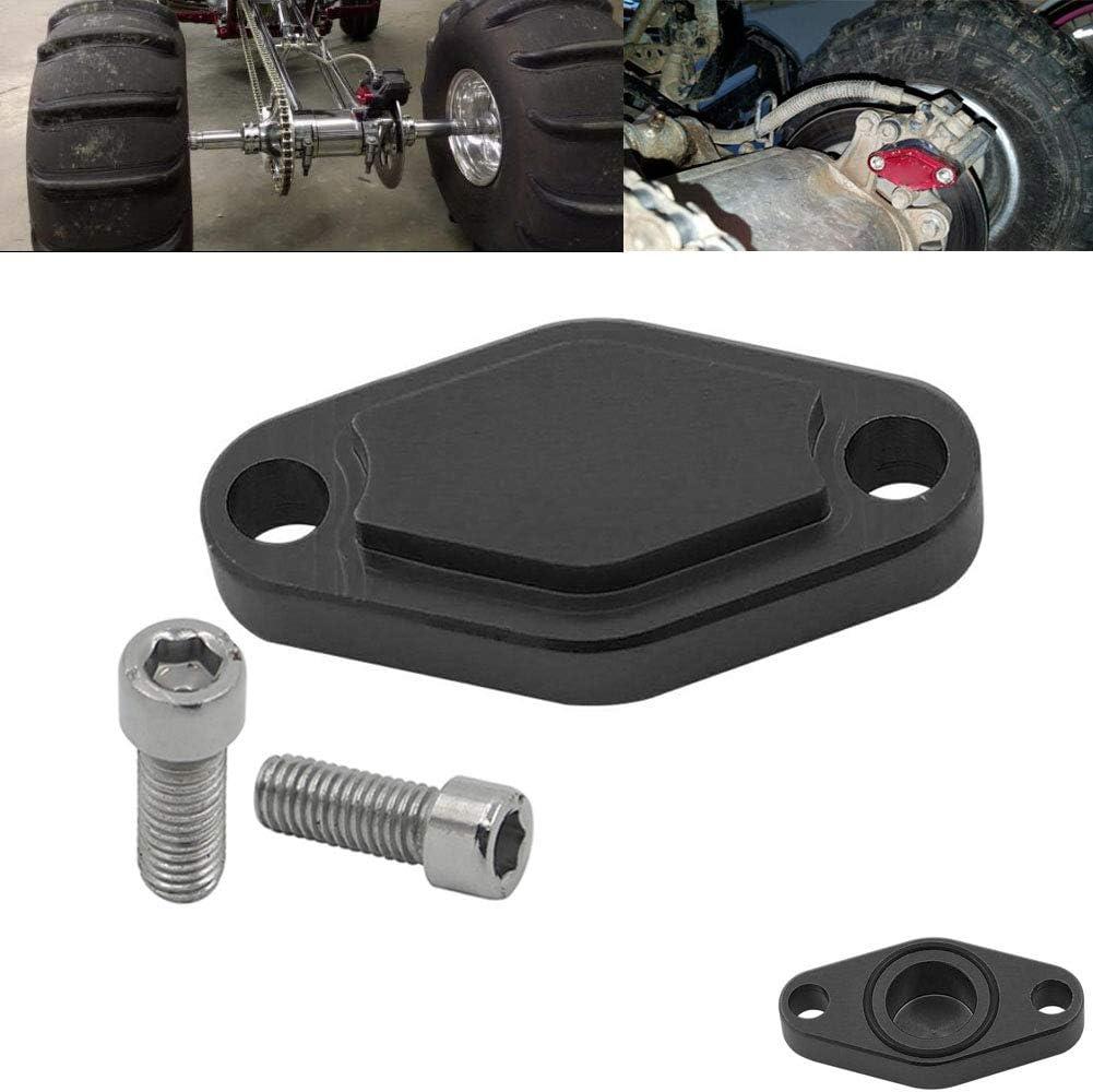Motoparty - Placa de freno de estacionamiento para Yamaha Banshee Raptor Warrior Grizzly MOTO-4 YFM80/100/200/225/250/350ER 50 90 125 250 350 660 700 ...