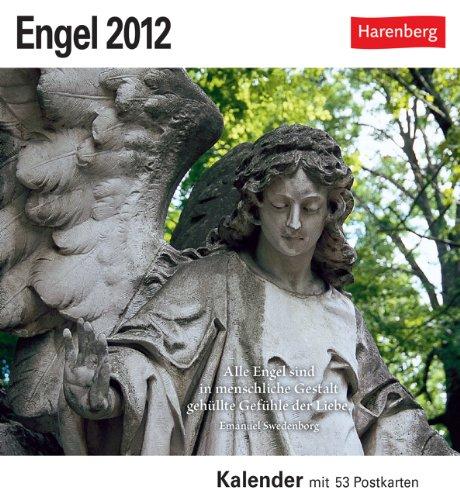 Engel 2012: 53 Postkarten