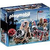 PLAYMOBIL Hawk Knights' Battle Cannon Playset Building Kit