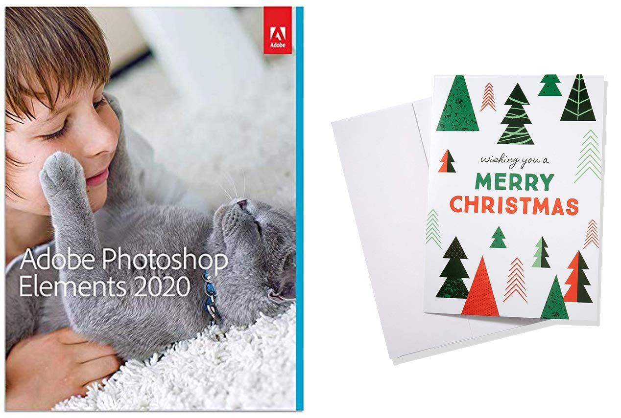 Adobe List Popular Toys Christmas 2020 Amazon.com: Adobe Photoshop Elements 2020 [PC/Mac Disc] + $10 GC