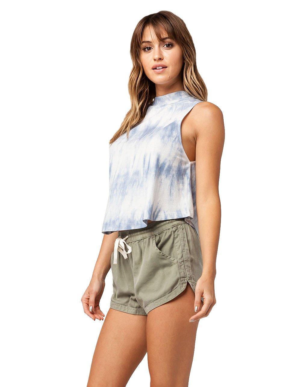 Billabong Women's Road Trippin Shorts, Sea Grass, L