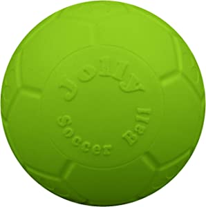Jolly Pets Soccer Ball Floating-Bouncing Dog Toy