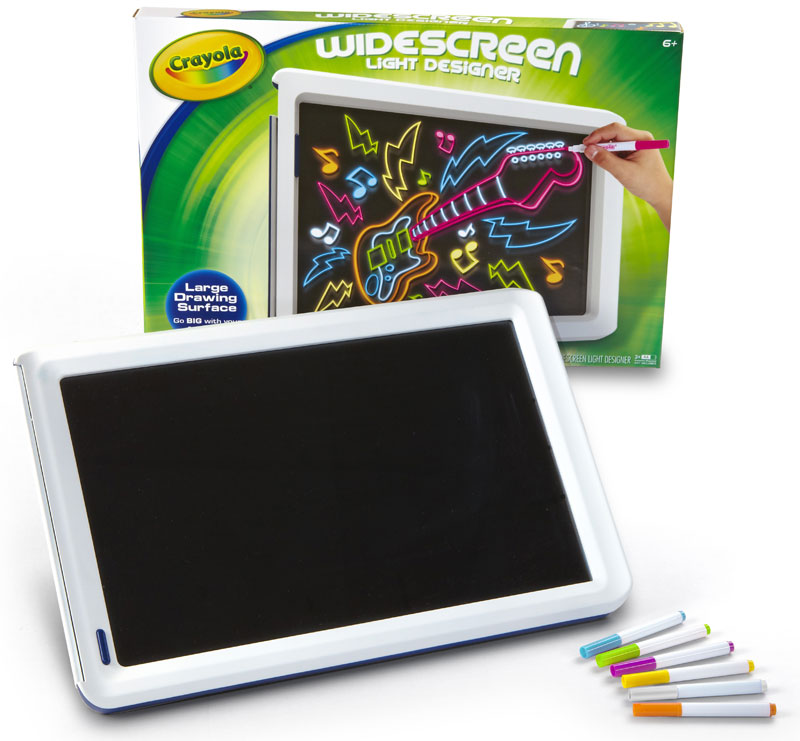 crayola dry erase light up board coupon eating out deals in