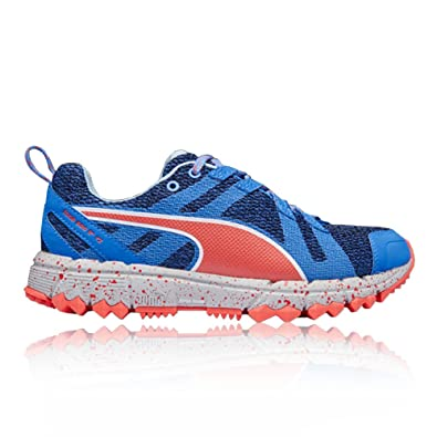 4e0b4b9c39b322 Puma Faas 500 TR V2 Wn Running Shoes Women s Synthetic Material Blue Size   ...