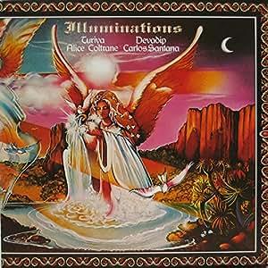 Devadip Carlos Santana Amp Turiya Alice Coltrane Illuminations Netherlands Cbs
