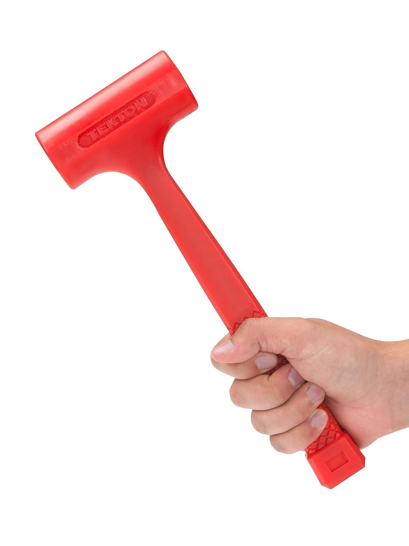 TEKTON 30704 Dead Blow Hammer 24-Ounce