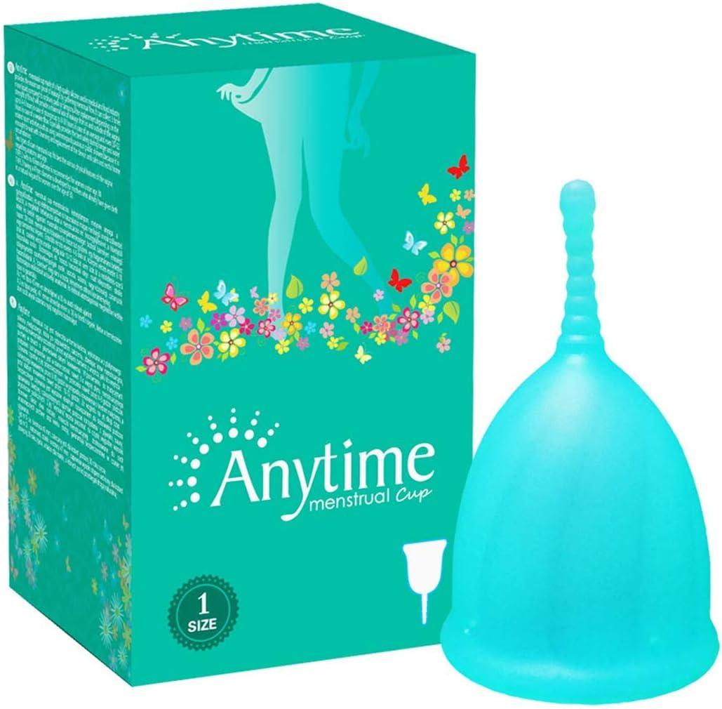 Copa Menstrual silicona suave calidad médica Menstrual Cup ...