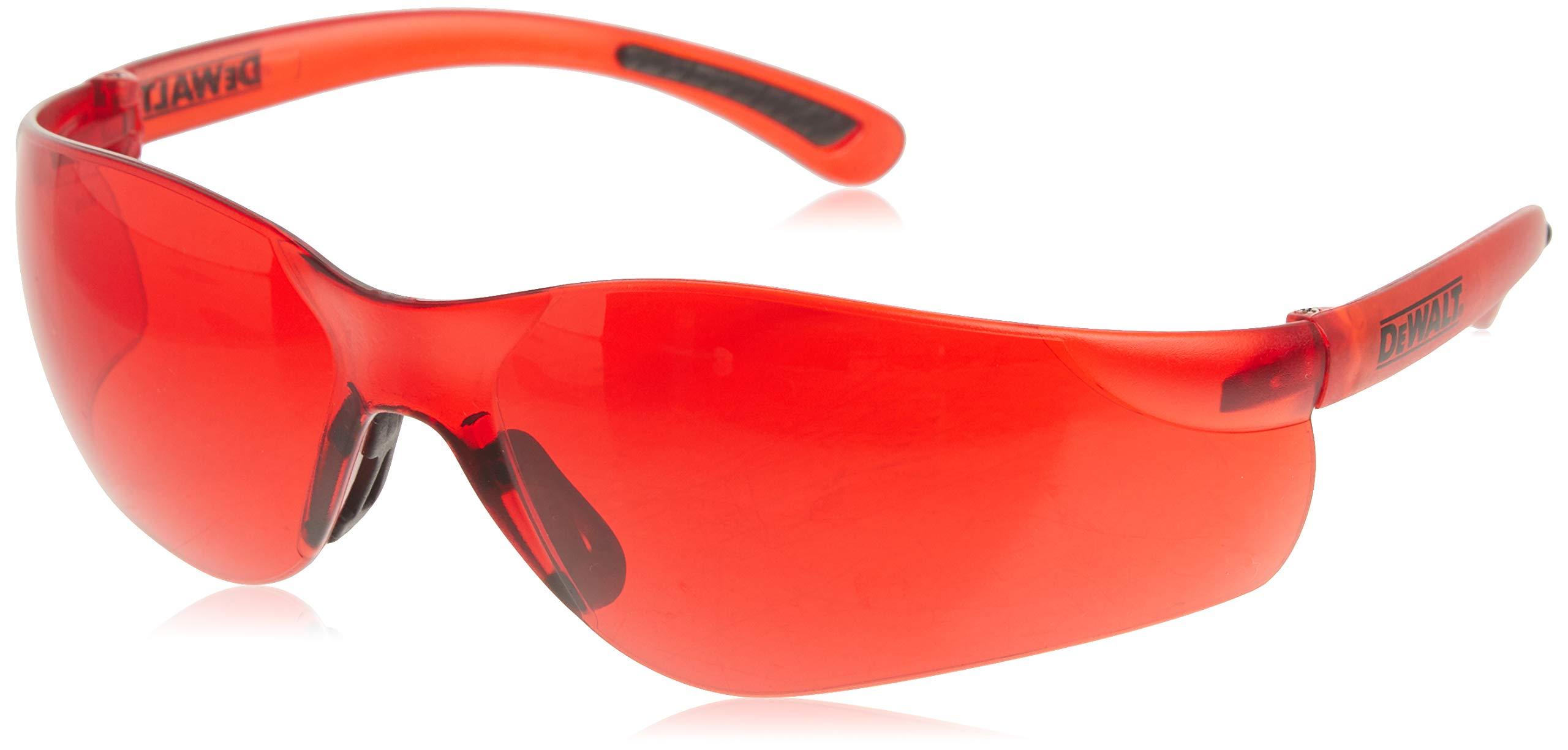 DEWALT Laser Level Enhancement Glasses, Red (DW0714)