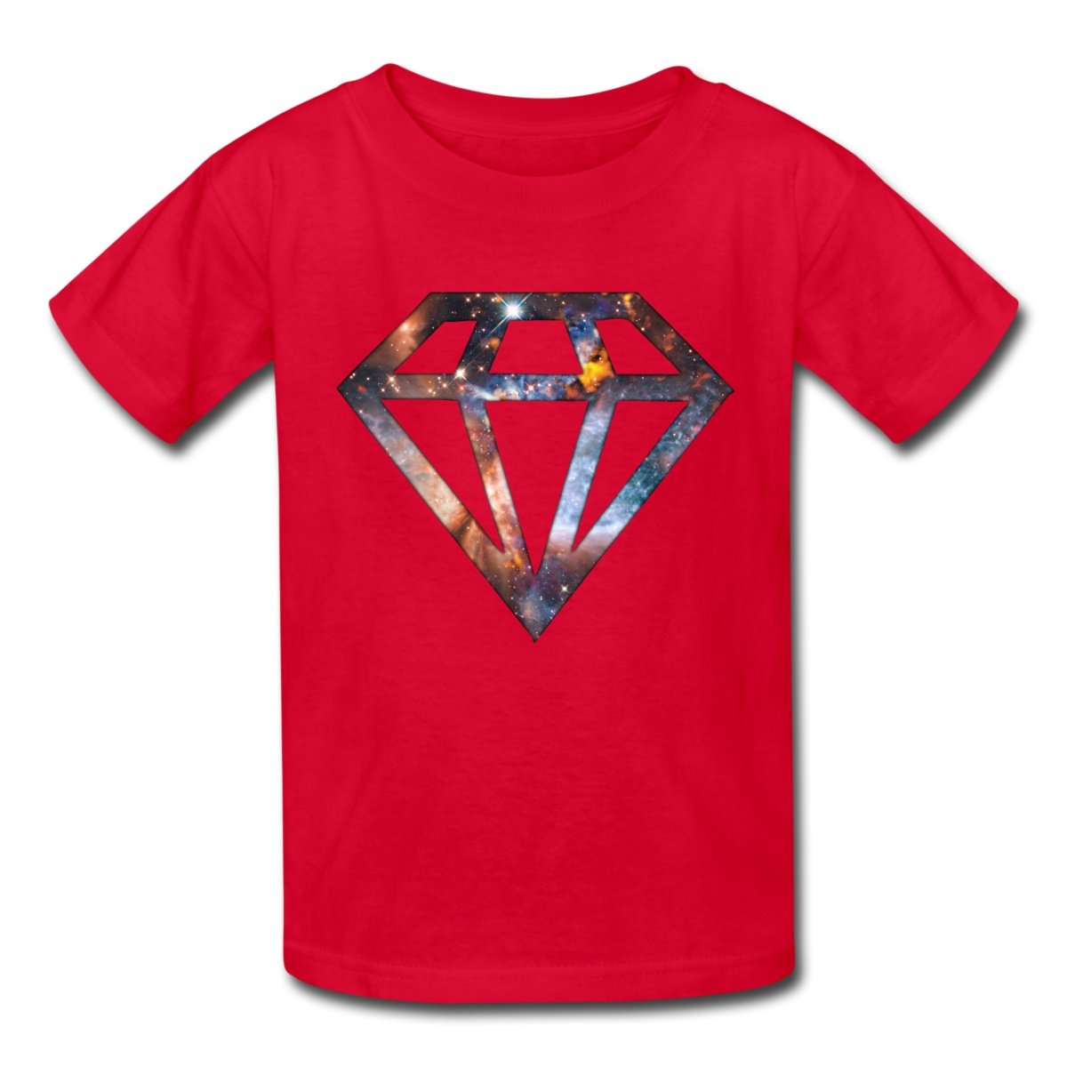 Cosmic Diamond T Shirt 4638