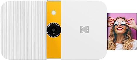 KODAK Smile Cámara Digital impresión instantánea: Amazon.es ...