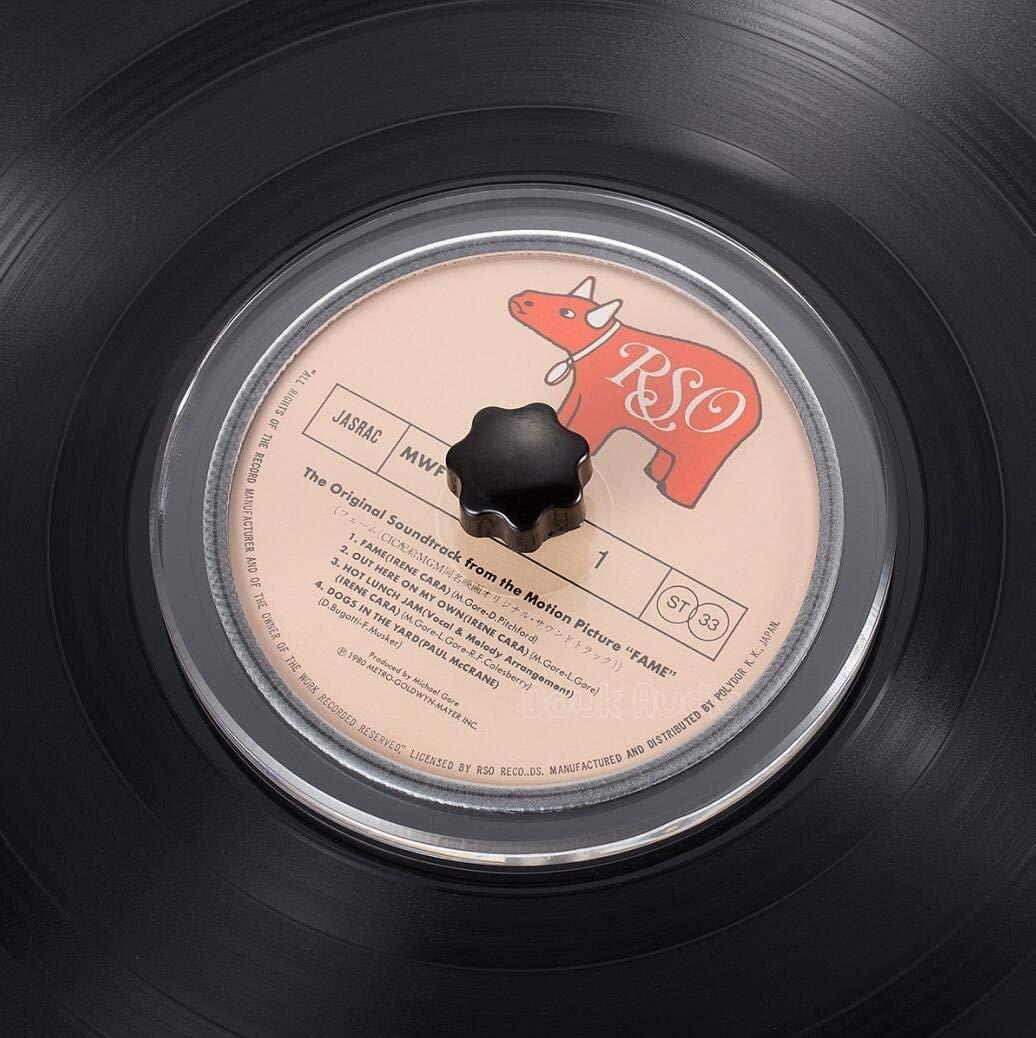 Nosound Label Saver Album Vinyle LP propre Record de nettoyage /écran /étanche Clamp Care PJ534/_UK