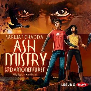 Ash Mistry und der Dämonenfürst Hörbuch