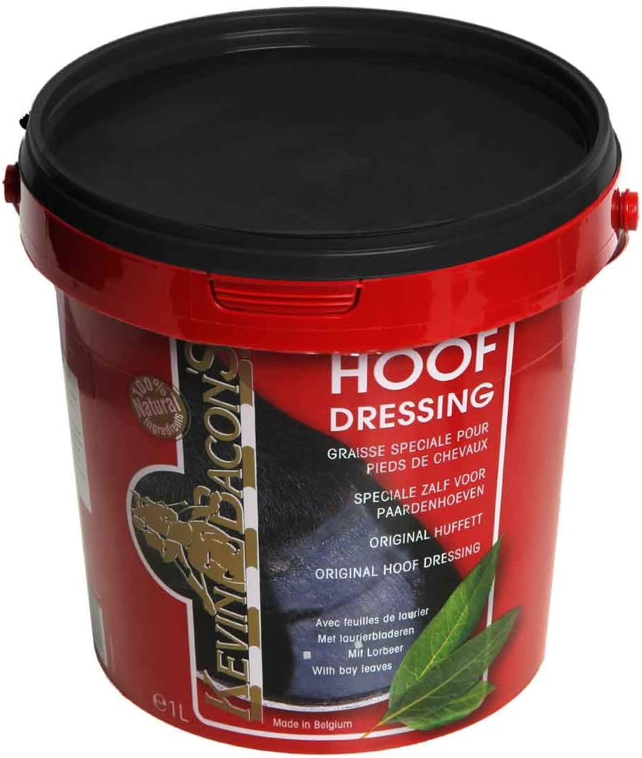 FREE DELIVERY Kevin Bacon/'s Hoof Dressing Original Solid 1ltr Tub