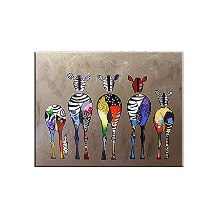 Hianiquaime Dessin Dornement Tableau Decoration Mural Peinture à L