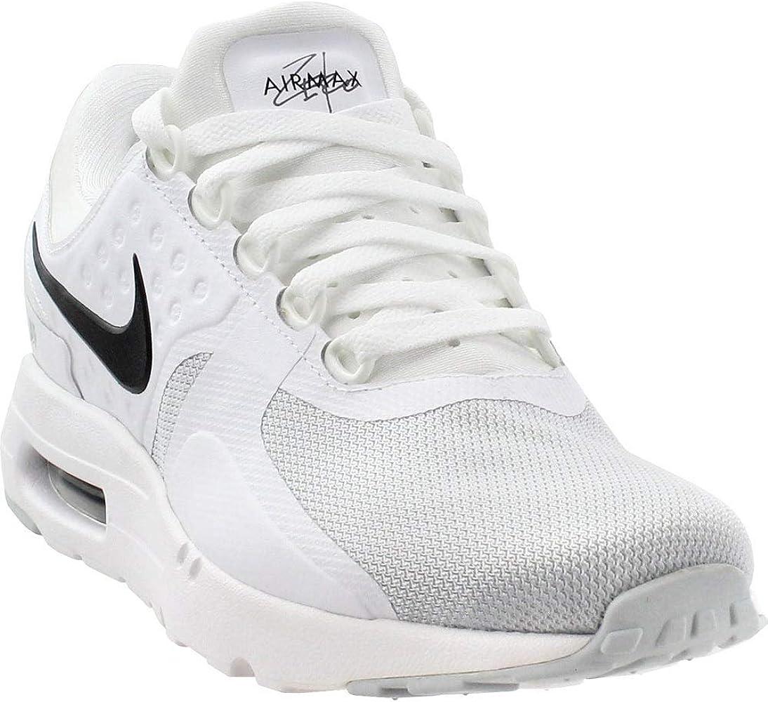 Buy Cheap Nike Air Max Zero Essential Sneakers Mens Black