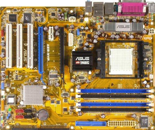 Dual Core 2x512kb L2 Cache - Asus Radeon Xpress 200 LGA775 Socket 939 ATX Motherboard (A8R-MVP <GREEN>)
