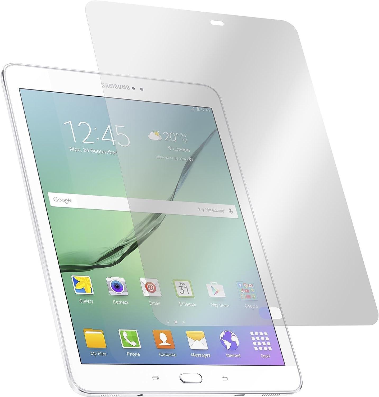 PhoneNatic Case kompatibel mit Samsung Galaxy Tab S2 9.7 pink Silikon H/ülle X-Style 2 Schutzfolien