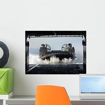 Amazon.com: Nave cojín de aire Mural por Wallmonkeys ...