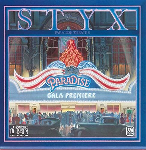 Image result for styx paradise theater