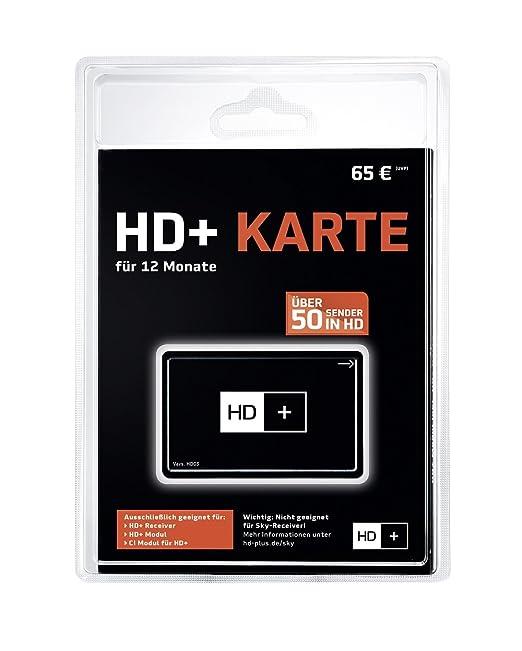 hd karte HD Plus Karte 12 Monate: Amazon.co.uk: Computers & Accessories