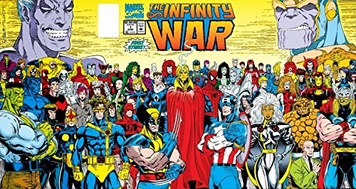 The Infinity War, No. 1