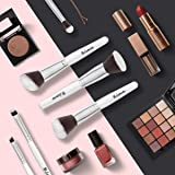 Powder Blush Foundation Kabuki Eyeshadow Brush Set