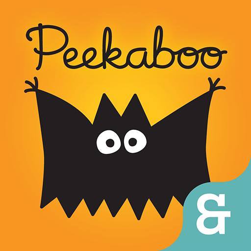 Peekaboo Trick or Treat with Ed Emberley]()
