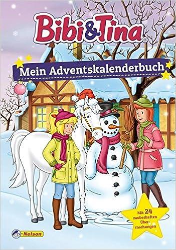 Bibi Und Tina Mein Adventskalenderbuch Bibi Tina Amazon De Bücher