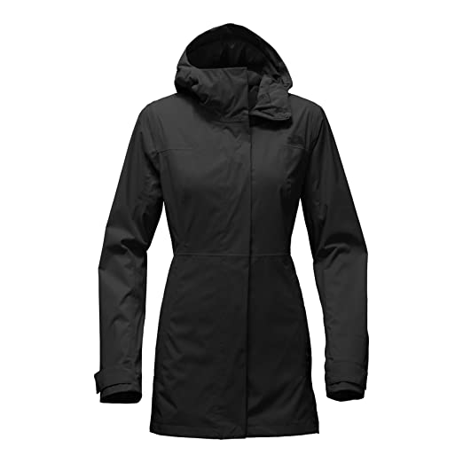 cef3052d9bfd Amazon.com  The North Face Women s City Midi Trench  Clothing