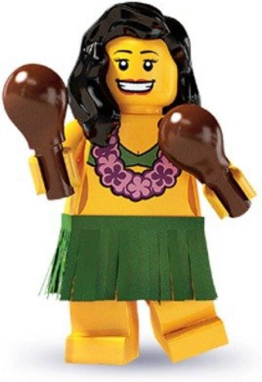 LEGO Minifigure Collection Series 3 Loose Mini Figure Hula Dancer