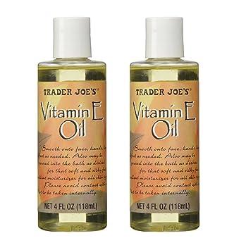 trader joes vitamin e oil