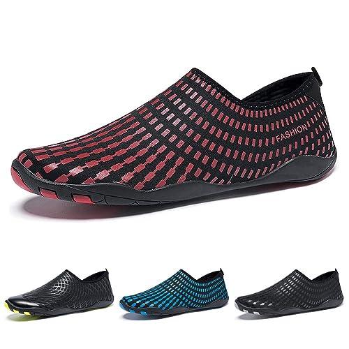 Madaleno Scarpe da Immersione Scarpe da Acquatici Scarpe da Scoglio da Spiaggia Nuotare Surf Yoga per Uomo Donna